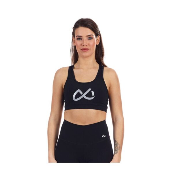 top-ditchil-fire-mujer NEGRO