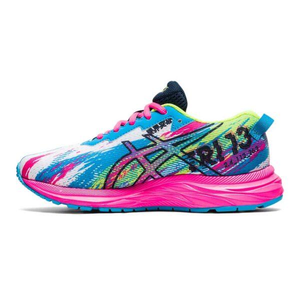 zapatillas-asics-gel-noosa-tri-13-gs-azul-rosa-multicolor-ninia-mujer-lateral