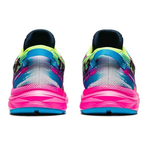 zapatillas-asics-gel-noosa-tri-13-gs-azul-rosa-multicolor-ninia-mujer-trasera