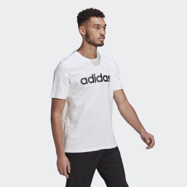 Camiseta_Essentials_Embroidered_Linear_Logo_Blanco_GL0058_25_model