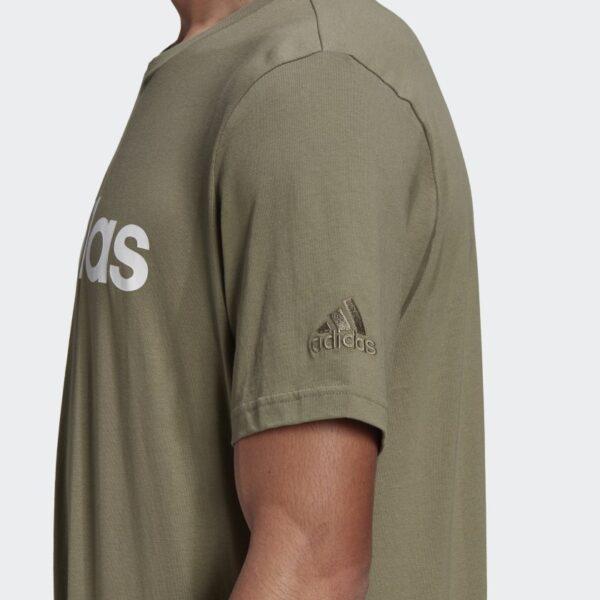 Camiseta_Essentials_Embroidered_Linear_Logo_Gris_GL0059_42_detail
