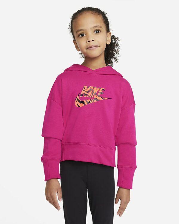 sportswear-sudadera-con-capucha-corta-nina-xd3ZPC