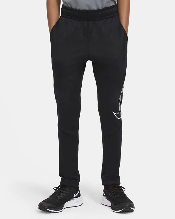 therma-pantalon-de-entrenamiento-entallado-con-estampado-nino-BB0DQQ